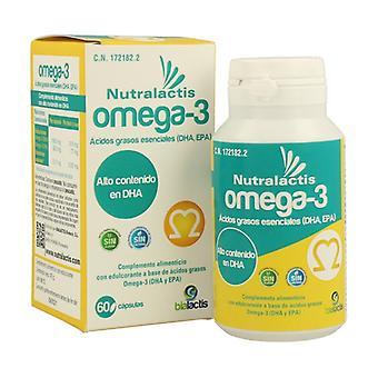 Nutralactis Omega-3 60 softgels