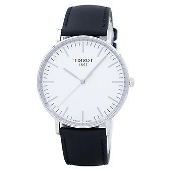 Tissot t-Classic Everytime stor kvarts t 109.610.16.031.00 T1096101603100 män ' s klocka