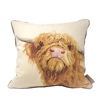 Jane Bannon Donald Feather Filled Cushion