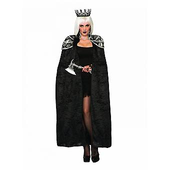 Bristolin uutuus Naiset/Naiset Dark Royalty Queen Cape