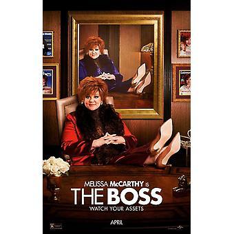 Boss elokuvajuliste (27 x 40)