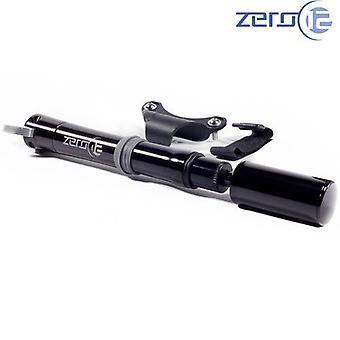 Zero 12 Tele Cnc Mini Pump Alum Body And Lever Revers Head 80 PSI