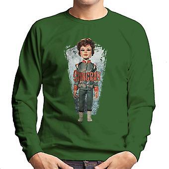 Stingray Commander Atlanta Shore Men's Sweatshirt