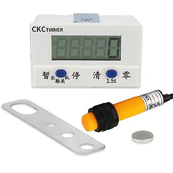 Elektronische sdigitale Anzeige Gegennähe Industrielle magnetische Sensorschalter