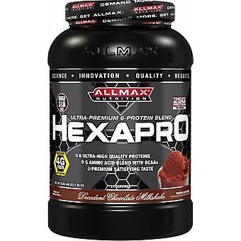 AllMax Nutrition Hexapro Decadent  1360 gr