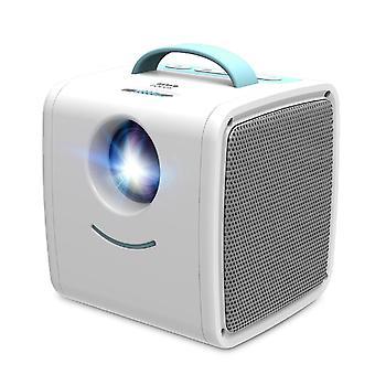 Q2 LCD Mini Projektor dla dzieci Projektor dziecko Study Home