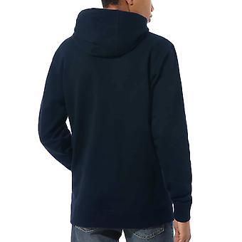 Vans Mens Classic PO Pullover Casual Sweater Sweater Hoodie Met Capuchon - Navy