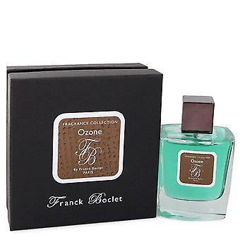 Franck Boclet Ozone Eau De Parfum Spray (Unisex) By Franck Boclet 3.3 oz Eau De Parfum Spray