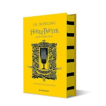 Harry Potter and the Goblet of Fire - Hufflepuff Edition by J.K. Rowl