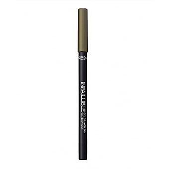 L'Oreal Infallible Gel Crayon Waterproof Eyeliner