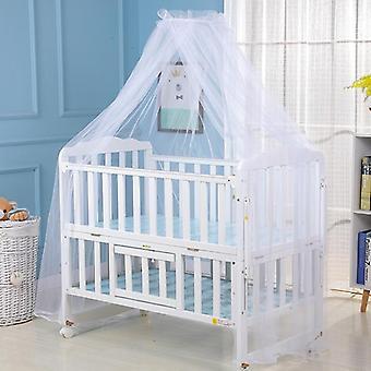 Moustiquaire pour bébé, filet de lit d'été, filet de canopée infantile, empêchent l'insecte,