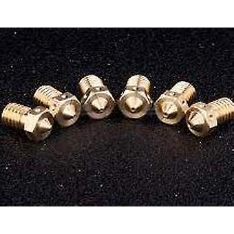 Top Quality V6 Nozzles For 3d Printers