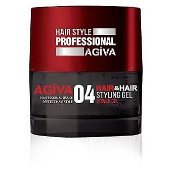 Abril Et Nature Agiva Hair Styling Gel 04 700 ml