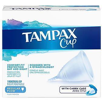Tampax Copa Flujo Regular 4 x 1