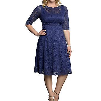 Kiyonna | Lacey Cocktail Dress