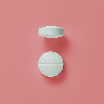 Zinc, copper and vitamin c tablets