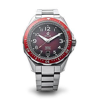 BOLDR Odyssey Freediver 288 Automatic Steel Bracelet Wristwatch