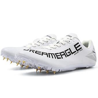 Track And Field Shoes For Track Spike Running Sprint Athletic Shoes