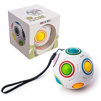 HanFei - Magic Ball, Regenbogenball als Geschicklichkeitsspiel und Geschenkidee fr Gro und Klein,