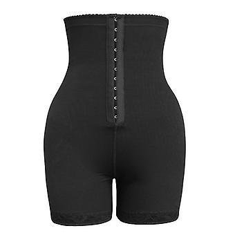 Women Tummy Control Seamless Body Shaper Shorts Briefs High-waist Butt Lifter Shapewear