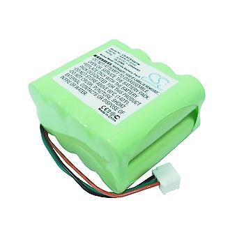 TwoWay Battery for AZDEN WWN-PCS300 MT-1000 PCS300 Regency HX-1200 TRP100 TRP200