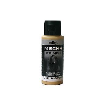 Vallejo Mecha Color 73.644 - Sand Primer - 60ml Bottle