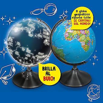 FengChun 83862 Ich bin ein Genius Globus mit Sternbildern