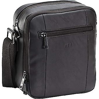 Sportandem Tandem City - M2 crossbody bag, for adults, unisex, color: black, one size fits all