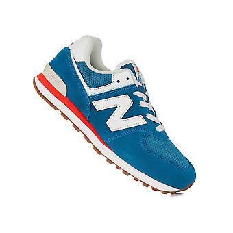 New Balance 574 GC574HC2 universal all year kids shoes