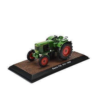 Deutz F3L 514 (1958) fundido a troquel modelo Tractor