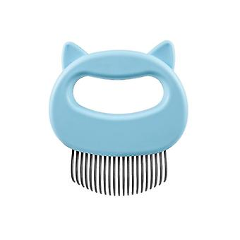 Pet comb for cats and dogs removes knots massage hairdressing tools ps03