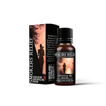Mystic Moments Smokers Relief  - Essential Oil Blends 10ml