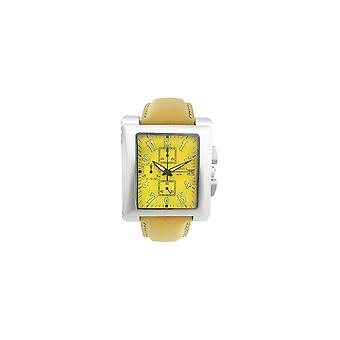 Unisex Horloge Chronotech (38 Mm) (ø 38 Mm)