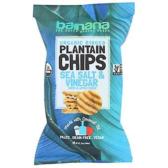 Barnana Chips Plantain Slt Apleci, Case of 8 X 5 Oz