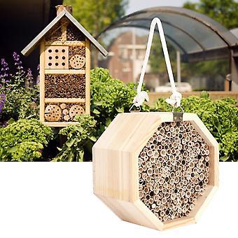Langlebiges hölzernes Insektenbierenhaus