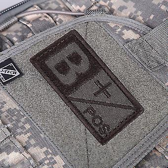 3d Blutgruppe Patch A B Ab O Pos Neg Coyote Tan Od Green Patch