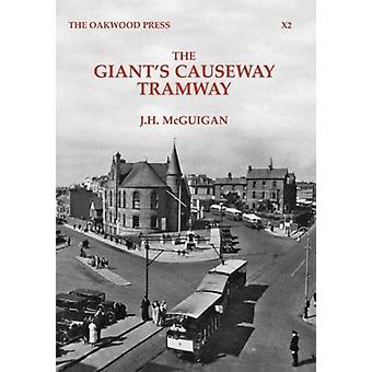 The Giants Causeway Tramway by J.H. McGuigan