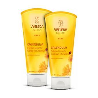 Duo Body & Hair Wash Cream 2 units of 200ml