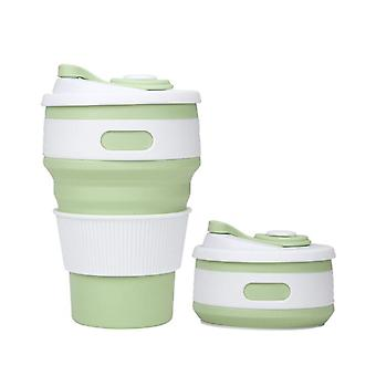 Collapsible Coffee Cup Reusable To Go Large Pocket Size Travel Cup