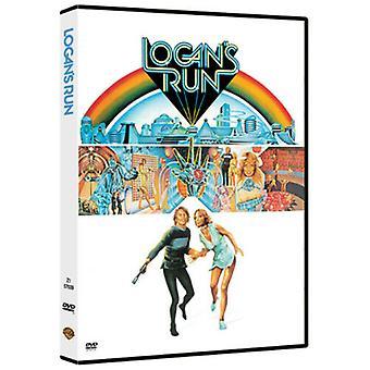 Logans Run DVD (2008) Michael York Anderson (DIR) cert 12 NEW Region 2