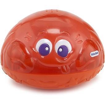 173875GR Sparkle Bay Funkelfontäne Krabbe leuchtendes Wasserspielzeug mit Schwimm-und