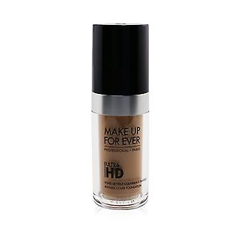 Make Up For Ever Ultra HD Invisible Cover Foundation - # R330 (Dark Ivory) 30ml/1.01oz