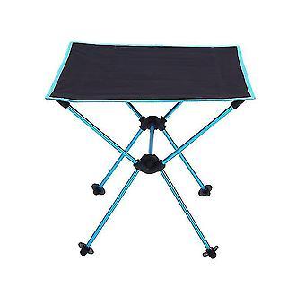 Mini mesa plegable al aire libre adecuada para acampar y pescar en picnic