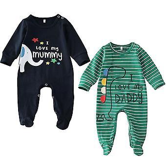 Baby Sleepwear Striped Robes Unisex - Romper Jumpsuit Clothes