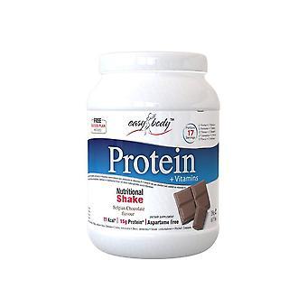 مسحوق بروتين الجسم السهل للنظام الغذائي وفقدان الوزن - 350g