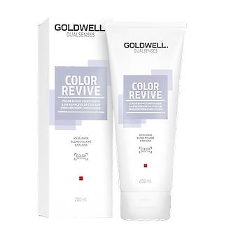 Goldwell Dualsenses Color Revive Conditioner Icy Blonde 200ml
