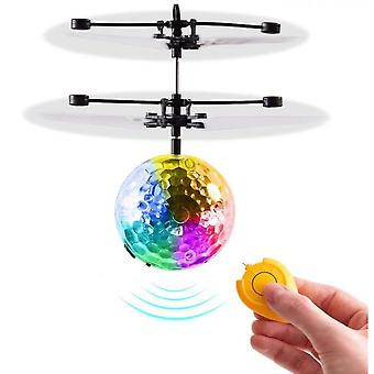 Venalisa Magic Flying Ball Toy - Infrared Induction Rc Drone, akumulator Indoor Outdoor Helicopter