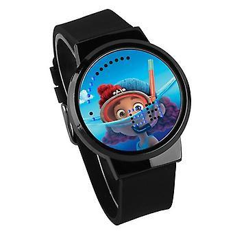 Waterproof Luminous Led Digital Touch Watch - Luca's Summer