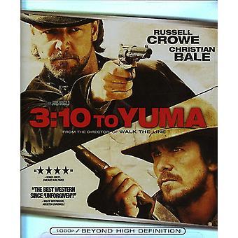3:10 to Yuma (2007) [BLU-RAY] USA import