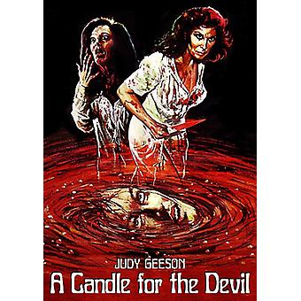 Candle for the Devil Aka It Happened at Nightmare [DVD] USA import